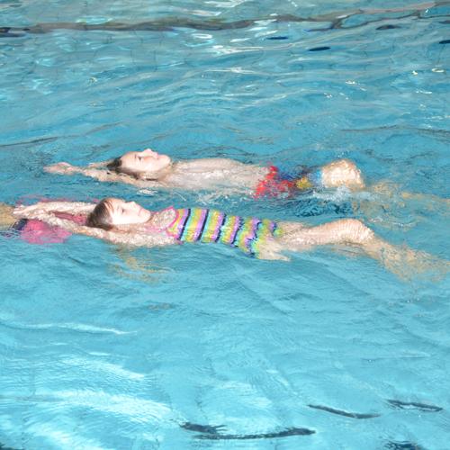 Intensivkurse, Schwimmschule Rätia