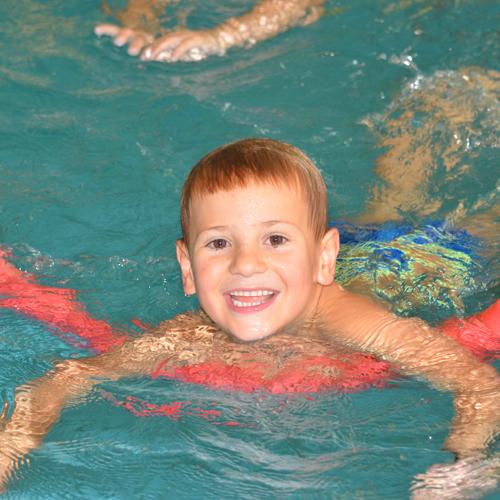 Kinderschwimmen, Schwimmschule Rätia
